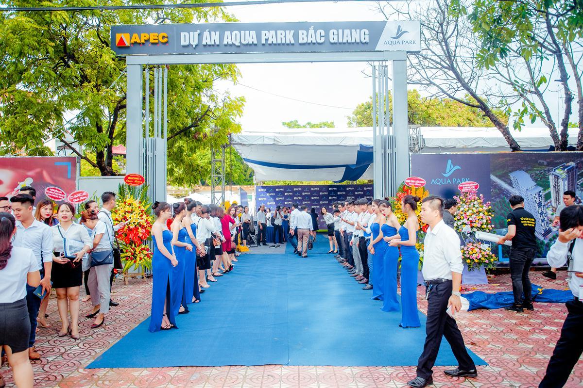 Lễ Giới Thiệu Apec Aqua Park
